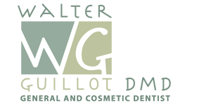 Walter Guillot, DMD white office logo