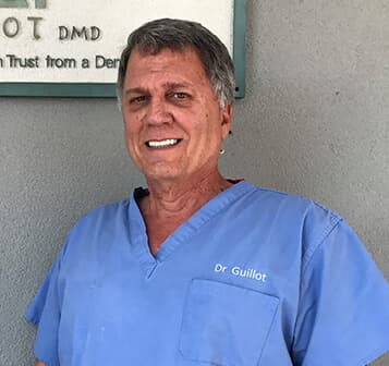 Dr. Walter Guillot - Dentist in Gulfport, MS